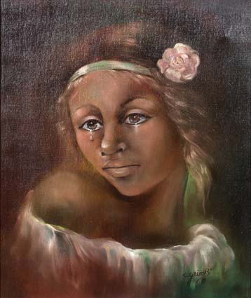 Chantal Grimb' Peinture à Huile 4