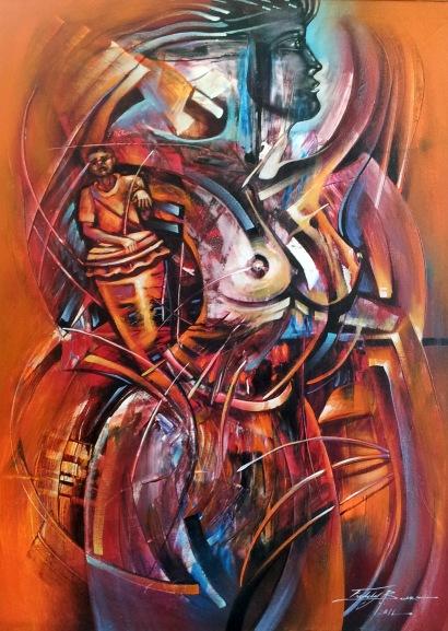 Freddy Bueno Titre EL Bailarin Dim 76-102 Année 2011